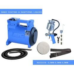 Nano coating/ Disinfectant & Sanitizing Spraying HVLP System -  ABAC SG90 ELECTRONIC