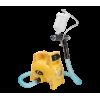 RIGO T-BASIC  HVLP Spray System- Complete Set/ Gun & Turbine